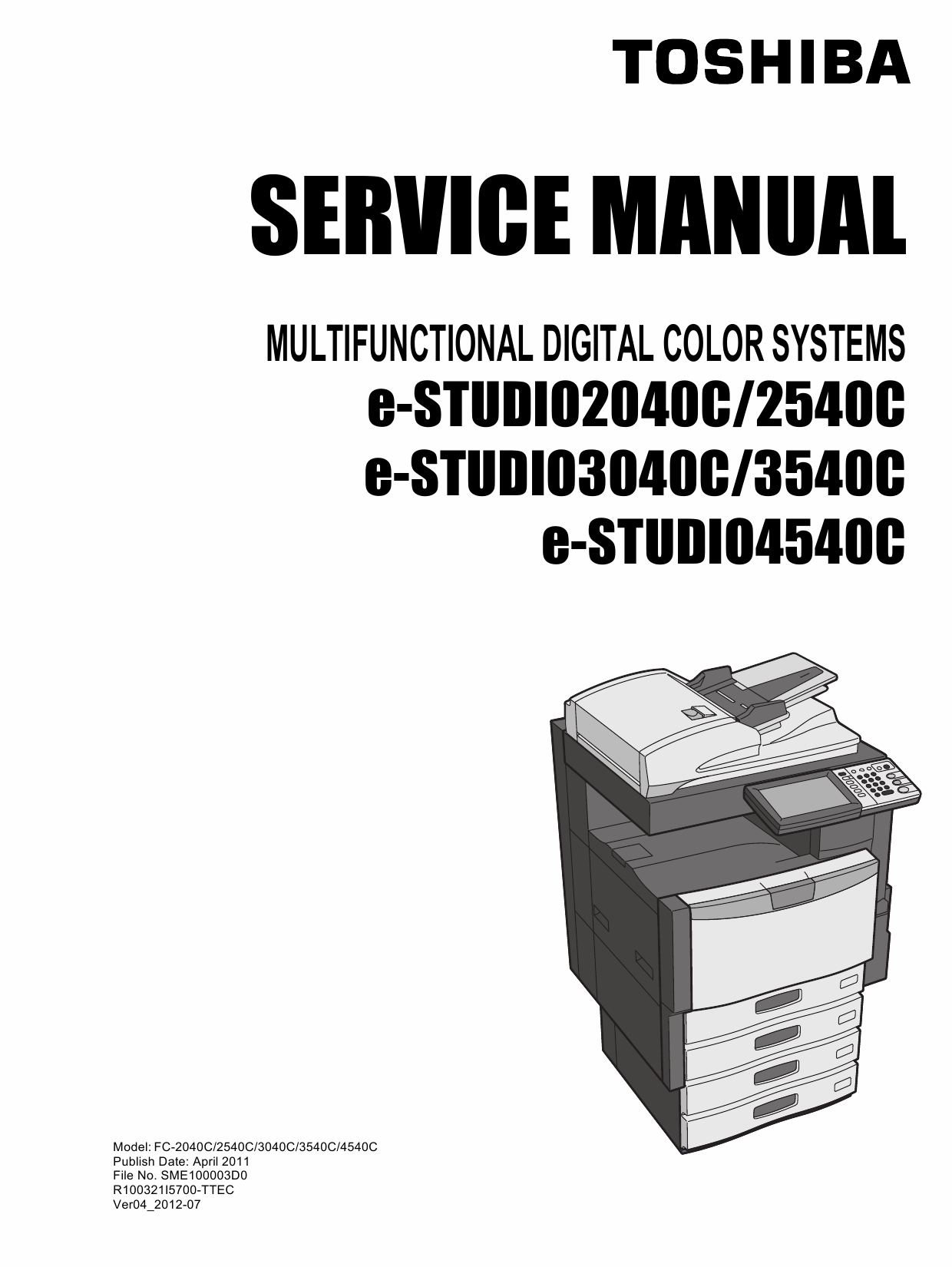 toshiba e studio 4540c manual how to and user guide instructions u2022 rh lakopacific com